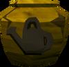 Cracked farming urn (unf) detail