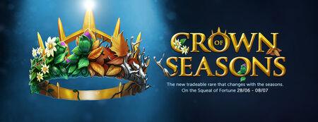 Crown of Seasons banner
