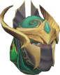 Elven ranger helmet chathead