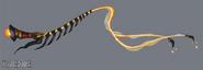 Lava whip concept art
