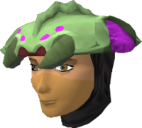 Mask of the Green Wyrm chathead (update)