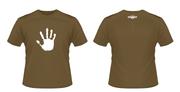 RuneFest 2017 Menaphos hand t-shirt