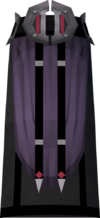 Superior elite void knight robe (justiciar) detail