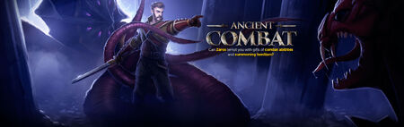 Ancient Combat head banner