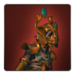 Ancient mummy outfit icon (male)