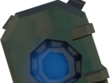Augmented crystal tinderbox