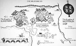 Betrayal at Falador world map