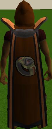 Capa da Habilidade de Dungeon