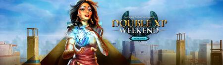 Double XP Weekend head banner 4