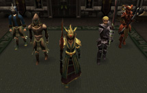 Dungeoneering update players