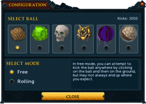 Gnomeball configure
