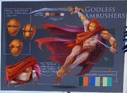 Godless ambusher Artwork