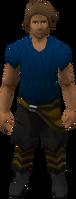 Retro lumberjack breeches