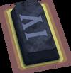 Rune ingot (heated) detail
