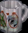 Souvenir mug detail