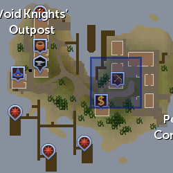 Squire (Void Knight Archery Store) location