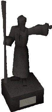 Statue sara