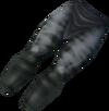 Tiger shark legs detail