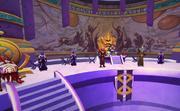 Zaros's throne