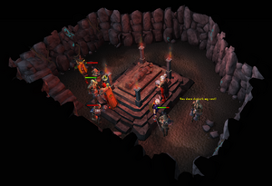 Barrows fighting