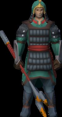 Eastern soldier 1