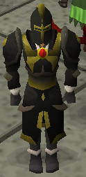 Elite Black armour setje