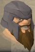Grimsson helmet chathead old