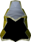 Light mystic hat detail