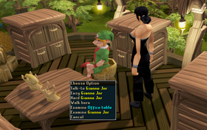 Playing Gnome Restaurant