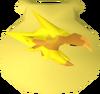 Reborn phoenix pouch detail