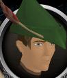 Robin Hood hat chathead