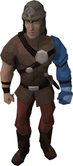 Talent scout (Dorgeshuun)