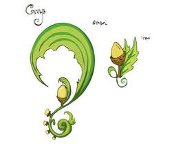 Crwys symbols concept art