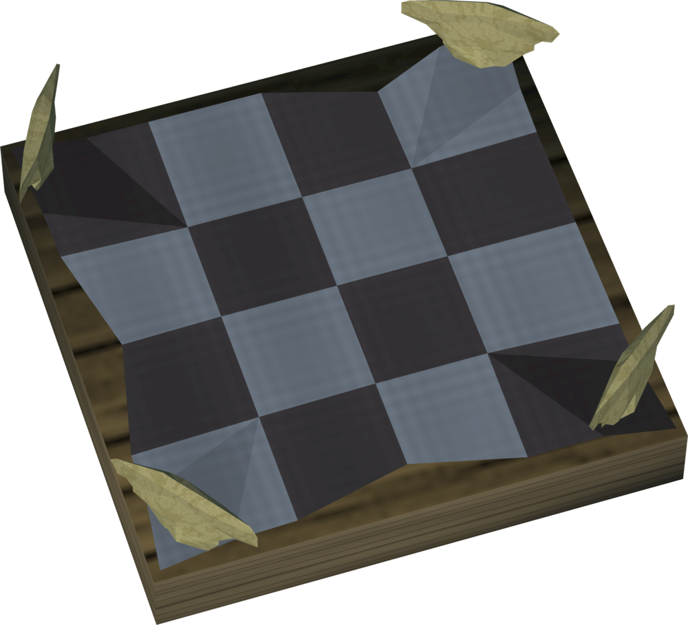 Game board detail