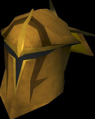 File:Golden warpriest of Saradomin helm detail.png