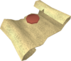 Imp Champion's scroll detail