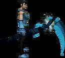 Noxious scythe (ice)