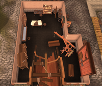 Renovated shipwright