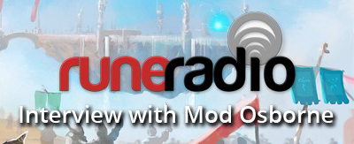 Runeradio with mod osborne