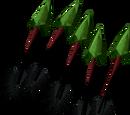 Jade bakriminel bolts (e)