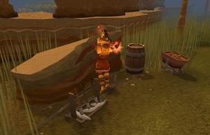 Making potion flasks