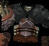 Warpriest of Bandos cuirass detail