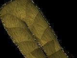 Werewolf legs (gold, male)