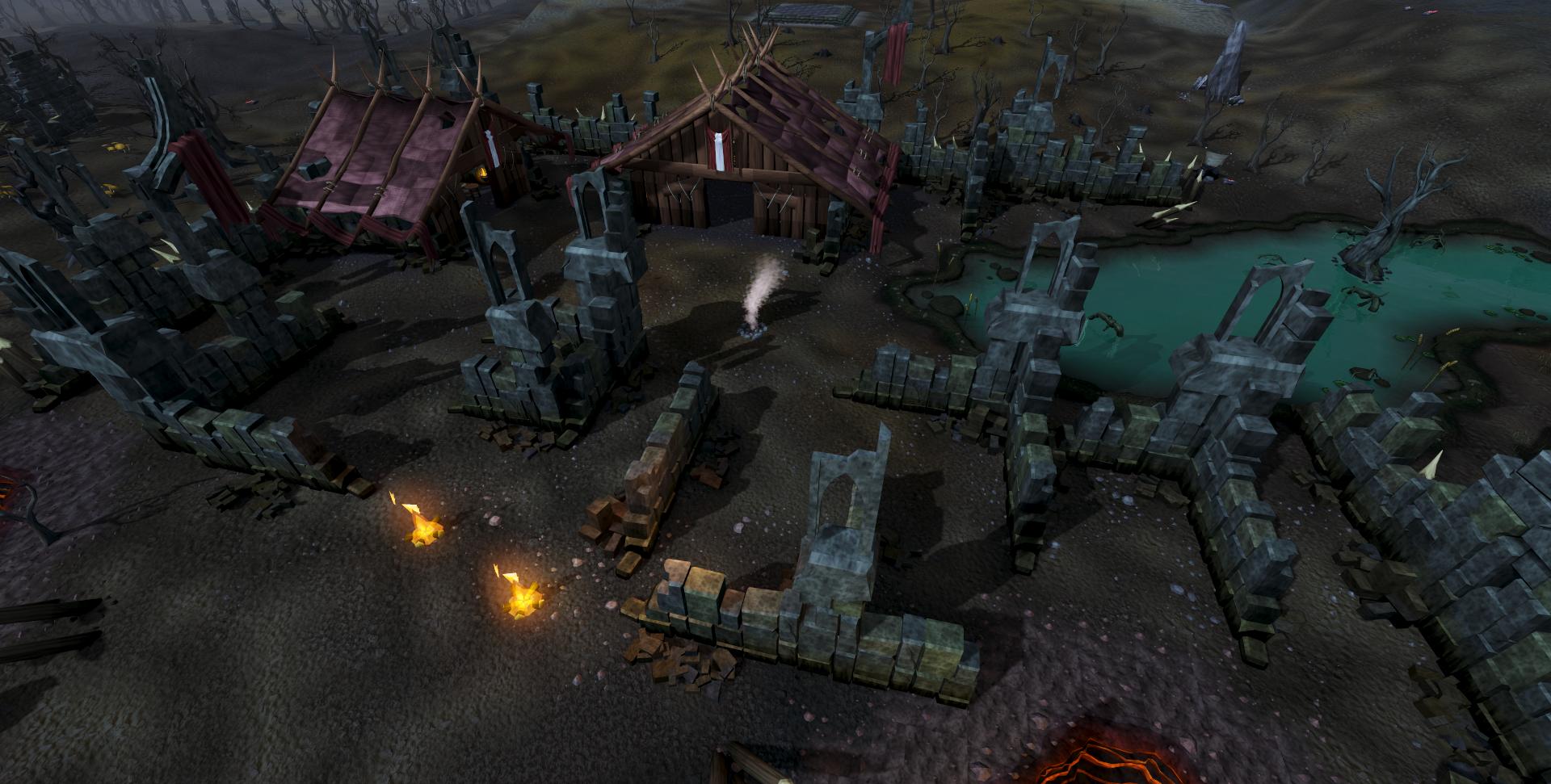 Bandit Camp (Wilderness)   RuneScape Wiki   FANDOM powered