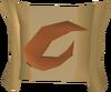 Crunchy claw token detail