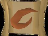 Crunchy claw token