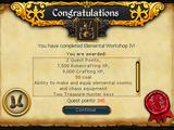 Elemental Workshop IV/Quick guide
