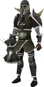 Lucky Torag the Corrupted's equipment equipped