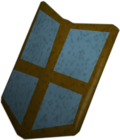 Rune kiteshield detail old