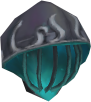 Starfire helmet chathead